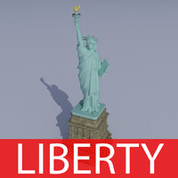 Statue of Liberty (TEXTURED)